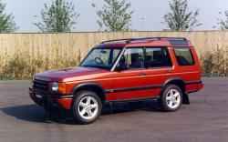 1998 Land Rover Discovery #18
