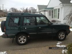 1998 Land Rover Discovery #14