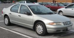 1998 Plymouth Breeze #12