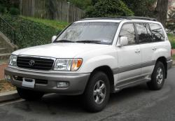 1998 Toyota Land Cruiser #4