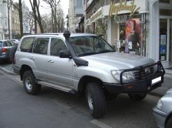 1998 Toyota Land Cruiser #7