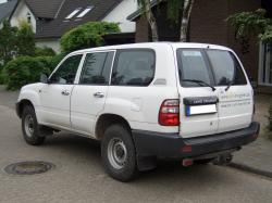 1998 Toyota Land Cruiser #10