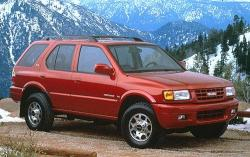 1999 Isuzu Rodeo #3