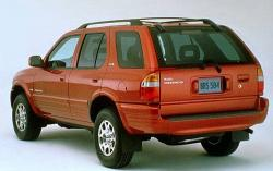 1999 Isuzu Rodeo #5