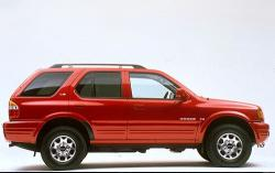 1999 Isuzu Rodeo #4