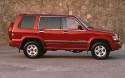 1999 Isuzu Trooper #4