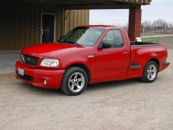 1999 Ford F-150 SVT Lightning #15