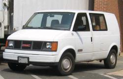 1999 GMC Safari Cargo #8