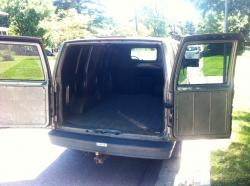 1999 GMC Safari Cargo #7