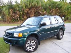 1999 Isuzu Rodeo #16