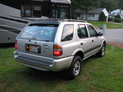 1999 Isuzu Rodeo #12