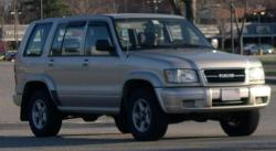 1999 Isuzu Trooper #15