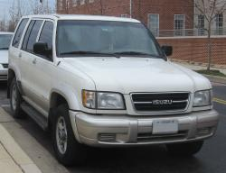 1999 Isuzu Trooper #10