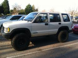 1999 Isuzu Trooper #16