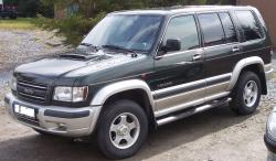 1999 Isuzu Trooper #9