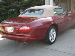 1999 Jaguar XK-Series #7