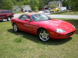 1999 Jaguar XK-Series #6
