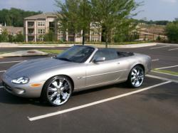 1999 Jaguar XK-Series #8