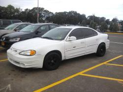1999 Pontiac Grand Am #8