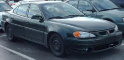 1999 Pontiac Grand Am #9