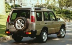 2001 Land Rover Discovery Series II #5