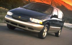 1999 Mercury Villager #3