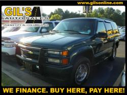 2000 Chevrolet Tahoe Limited/Z71 #11