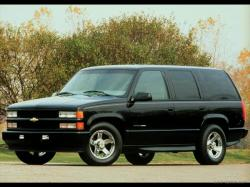 2000 Chevrolet Tahoe Limited/Z71 #7