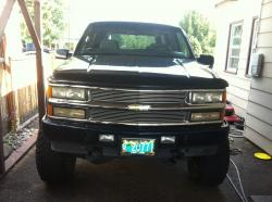 2000 Chevrolet Tahoe Limited/Z71 #6