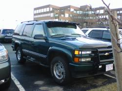 2000 Chevrolet Tahoe Limited/Z71 #2