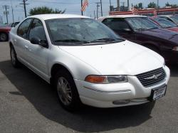 2000 Chrysler Cirrus #8