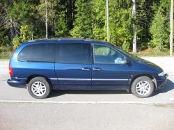 2000 Chrysler Grand Voyager #11