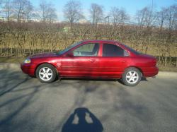 2000 Ford Contour #7