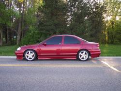 2000 Ford Contour #10