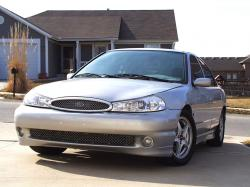 2000 Ford Contour #9