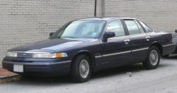 2000 Ford Crown Victoria #5