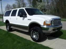 2000 Ford Excursion #11