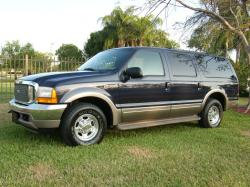 2000 Ford Excursion #8