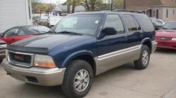2000 GMC Jimmy