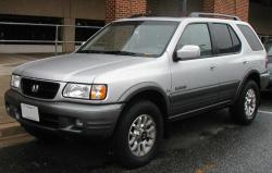 2000 Honda Passport #11
