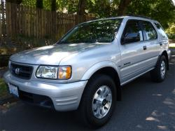 2000 Honda Passport #16
