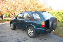 2000 Honda Passport #15