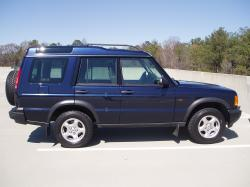2000 Land Rover Discovery Series II #10