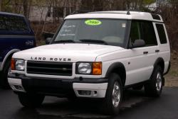 2000 Land Rover Discovery Series II #4