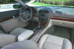 2000 Lincoln LS #9