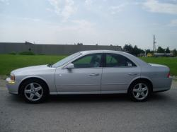 2000 Lincoln LS #8