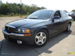 2000 Lincoln LS #12