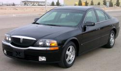 2000 Lincoln LS #11