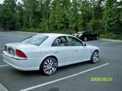 2000 Lincoln LS #5