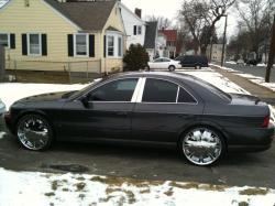 2000 Lincoln LS #7